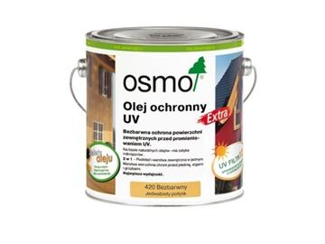 OSMO Olej ochronny UV Extra m
